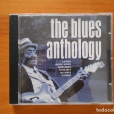 CDs de Música: CD THE BLUES ANTHOLOGY - LIGHTIN' HOPKINS, MUDDY WATERS, BYTHER SMITH, EARL HOOKER... (H7). Lote 174950433