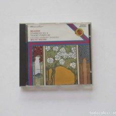 CDs de Música: BRAHMS SYMPHONY NO 4 - COLUMBIA SYMPHONY ORCHESTRA, BRUNO WALTER. Lote 174952492