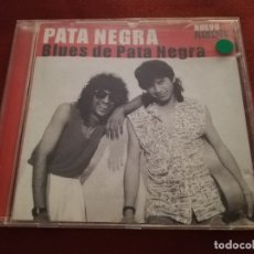 CDs de Música: PATA NEGRA. BLUES DE PATA NEGRA (CD). Lote 174960005