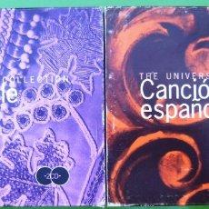 CDs de Música: LOTE 4 CDS - PASODOBLES - CANCION ESPAÑOLA. Lote 174976547
