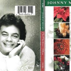 CDs de Música: JOHNNY MATHIS - THE CHRISTMAS ALBUM. Lote 174985710