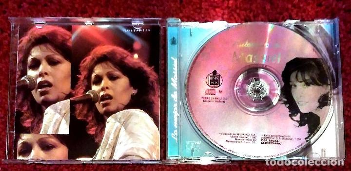 CDs de Música: MASSIEL (AUTORRETRATO) CD 1997 - Foto 3 - 174989222