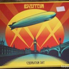 CDs de Música: LED ZEPPELIN. CELEBRATION DAY. (2 CD DIRECTO). Lote 175006447