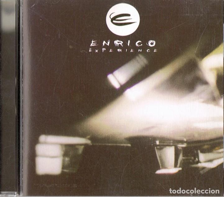 ENRICO EXPERIENCE (CD) (Música - CD's Country y Folk)