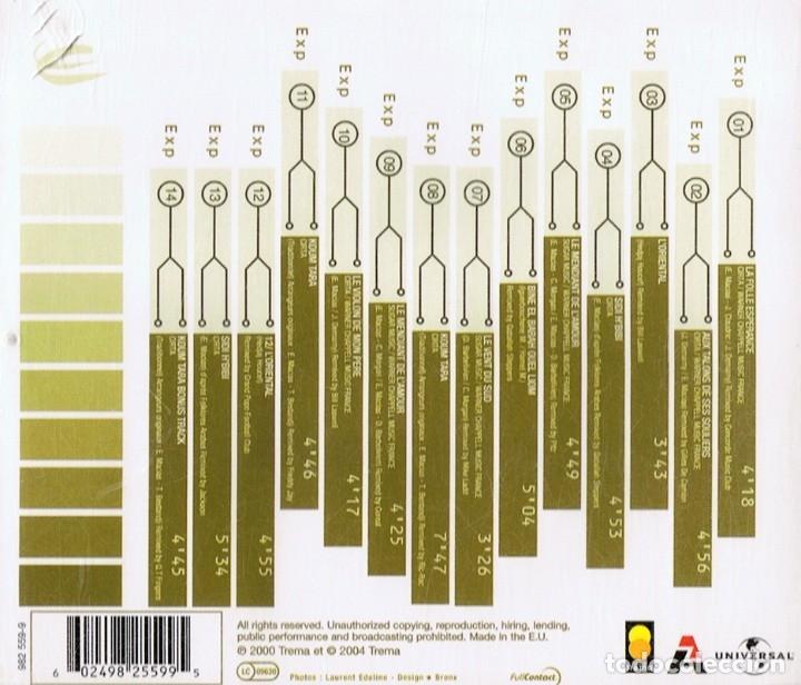 CDs de Música: ENRICO EXPERIENCE (CD) - Foto 2 - 175031057