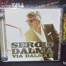 CDs de Música: SERGIO DALMA - VIA DALMA 2 BUEN ESTADO. Lote 175032140