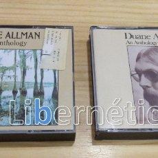 CDs de Música: DUANE ALLMAN – AN ANTHOLOGY. VOLÚMENES I Y II. NM – EX.. Lote 175047818