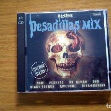 CDs de Música: PESADILLAS MIX (1998) ARCADE. Lote 175048003