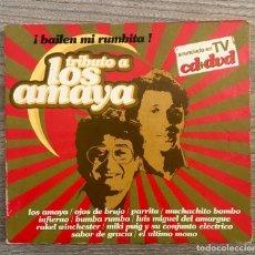 CDs de Música: LOS AMAYA -CD Y DVD . Lote 175059635