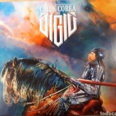 CDs de Música: CHICK COREA THE VIGIL. Lote 175074759