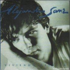 CDs de Música: ALEJANDRO SANZ VIVIENDO DEPRISA CD ALBUM DIGIPACK DE 1991 RF-2757 , PERFECTO ESTADO. Lote 175081679