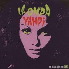 CDs de Música: VARIOUS - LA ONDA VAMPI. Lote 175124713
