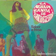 CDs de Música: LA NUEVA BANDA DE SANTISTEBAN - SABOR A FRESA - DIGIPAK. Lote 175125272