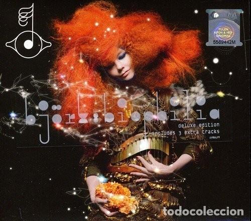 BJÖRK - BIOPHILIA - CD DELUXE EDITION, DIGISLEEVE - PRECINTADO (Música - CD's Pop)