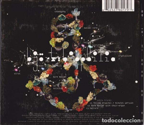 CDs de Música: Björk - Biophilia - CD Deluxe Edition, Digisleeve - Precintado - Foto 2 - 175133330