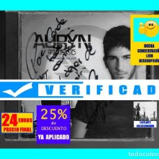 CDs de Música: GRUPO ESPAÑOL AURYN ANTIHÉROES ANTI HÉROES ANTI-HÉROES - ÁLVARO GANGO - DEDICADO - CD VERIFICADO. Lote 175162138