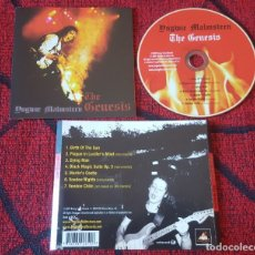 CDs de Música: YNGWIE MALMSTEEN THE GENESIS CD ORIGINAL USA 2009. Lote 175172905