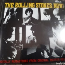 CDs de Música: THE ROLLING STONES NOW !. Lote 175210583