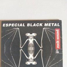 CDs de Música: CD ROCK SOUND - ESPECIAL BLACK METAL - CRADLE OF FILTH, IN FLAMES, AVULSED, TIAMAT, ANCIENT RITES. Lote 175215712