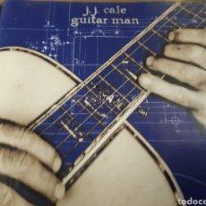 CDs de Música: J.J.CALE GUITAR MAN. Lote 175230305
