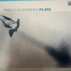 CDs de Música: PABLO GUERRERO - PLATA CD ALBUM DRO 2005-LIBRETO CANCIONES . Lote 175253487