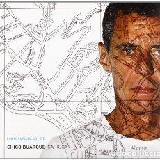 CDs de Música: CHICO BUARQUE – CARIOCA - CD+DVD - NUEVO Y PRECINTADO. Lote 175258855