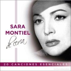 CDs de Música: SARA MONTIEL DE CERCA (CD)(NUEVO Y PRECINTADO (ENVIÓ CERTIFICADO ESPAÑA 2 EUROS) . Lote 175262495