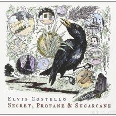 CDs de Música: ELVIS COSTELLO - SECRET, PROFANE & SUGARCANE - CD DIGISLEEVE PRECINTADO. Lote 175263042