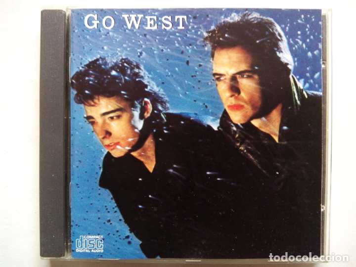 GO WEST. CD CHRYSALIS CDP32 1495-2. UK 1996. PETER COX. SYNTH-POP. (Música - CD's Pop)