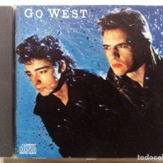 CDs de Música: GO WEST. CD CHRYSALIS CDP32 1495-2. UK 1996. PETER COX. SYNTH-POP. . Lote 175292219