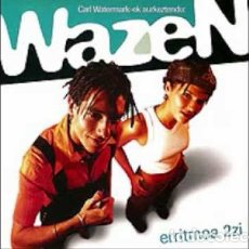 CDs de Música: WAZEN - ERRITMOA 2ZI. Lote 175296435