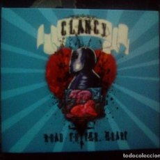 CDs de Música: CLANCY ---ROAD TO THE HEART,CD,MUSICA. Lote 175318690