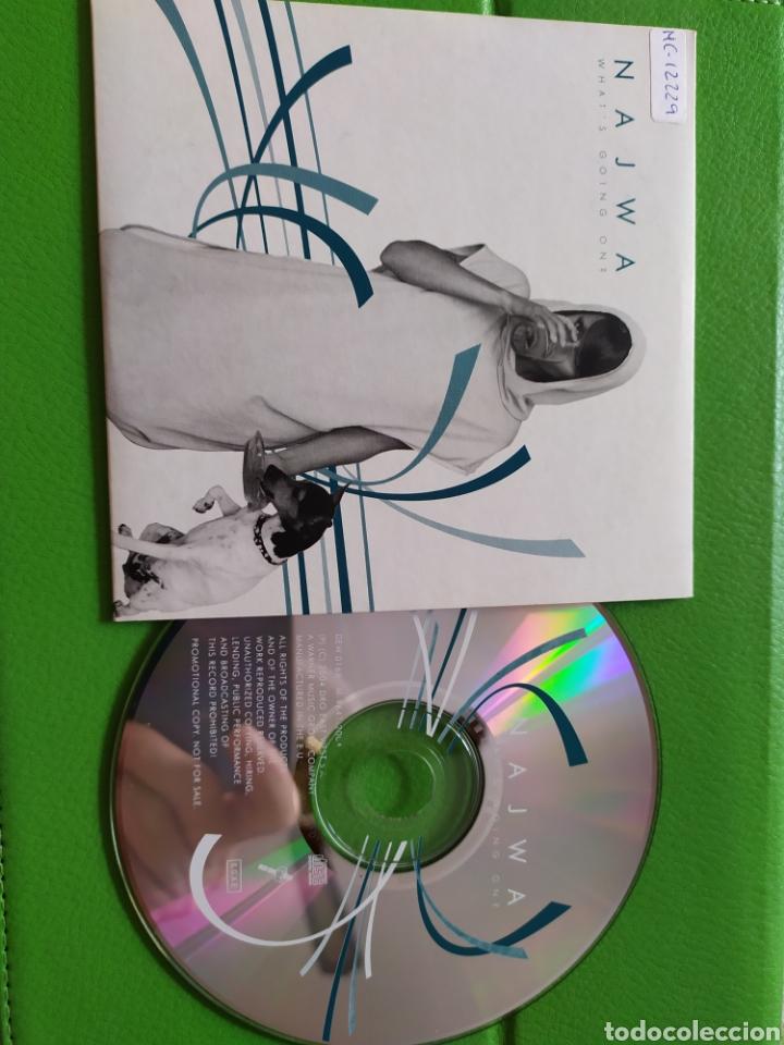 CDs de Música: Najwa Nimri whats going on? Cdsingle promo - Foto 2 - 175341747