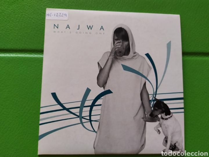 NAJWA NIMRI WHAT'S GOING ON? CDSINGLE PROMO (Música - CD's Pop)
