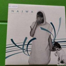 CDs de Música: NAJWA NIMRI WHAT'S GOING ON? CDSINGLE PROMO. Lote 175341747