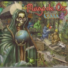 CDs de Música: MAGO DE OZ CD + DVD DIGIBOOK 2003. Lote 175364679