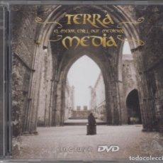 CDs de Música: TERRA MEDIA CD + DVD EL MEJOR CHILL OUT MEDIEVAL 2006 DIVUCSA. Lote 175365318