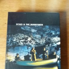 CDs de Música: ECHO & THE BUNNYMEN - CRYSTAL DAYS 1979-1999 COLLECTS. Lote 175400205
