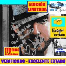 CDs de Música: JADEL - LLÉVAME - EDICIÓN LIMITADA COLECCIONISTA - FIRMADO Y DEDICADO POR EL AUTOR - EXCELENTE. Lote 175405778