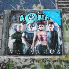 CDs de Música: AQUA - AQUARIUS - UNIVERSAL - 153 810-2 - CD. Lote 175407949