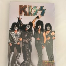 CDs de Música: KISS - FIRST FINAL EVER LAST KISSES THE BEGINNING OF THE END... - 2 CD + 2 DVD, ED. LIMITADA. Lote 175425619