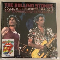 CDs de Música: THE ROLLING STONES - COLLECTOR TREASURES 1989 - 2016 - 15 CD, ED. LIMITADA. Lote 175427382