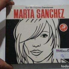 CDs de Música: TRIPLE CD - MARTA SANCHEZ / SUS MEJORES 50 CANCIONES. Lote 175476460