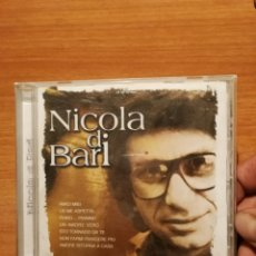 CDs de Música: CD NICOLA DI BARI. Lote 175482605