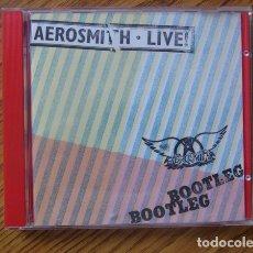 CDs de Música: AEROSMITH – LIVE! BOOTLEG . Lote 175512452