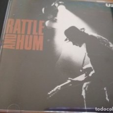 CDs de Música: U2 RATTLE AND HUM CD. Lote 175538972
