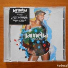 CDs de Música: CD JAMELIA - THANK YOU (O7). Lote 175539968