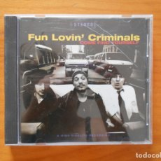 CDs de Música: CD FUN LOVIN' CRIMINALS - COME FIND YOURSELF (O7). Lote 175540158