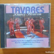 CDs de Música: CD TAVARES - DANCE HEAVEN (Q7). Lote 175540858