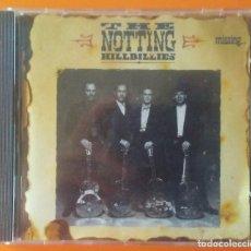 CDs de Música: THE NOTTING HILLBILLIES MISSING PRESUMED HAVING A GOOD TIME VERTIGO 1990. Lote 175543017